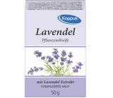 Kappus Lavendel - Levandule relaxační toaletní mýdlo 50 g
