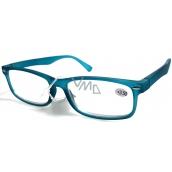 Berkeley Čtecí dioptrické brýle +1,0 plast tyrkysově zelené mat 1 kus MC2 ER4040