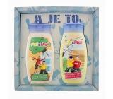 Bohemia Gifts Kids Pat a Mat - Truhláři šampon na vlasy 250 ml + sprchový gel 250 ml, pro děti kosmetická sada
