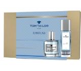 Tom Tailor Be Mindful Man toaletní voda 30 ml + parfémovaný deodorant sklo 75 ml, dárková sada
