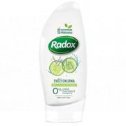 Radox Sensitive Svěží okurka sprchový gel pro citlivou pokožku 250 ml