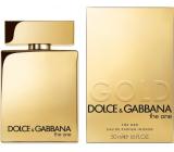 Dolce & Gabbana The One Gold Intense For Men parfémovaná voda pro muže 50 ml