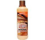 Pulirapid Legno na dřevo a laminát čistí a leští a ochraňuje povrchy 1 l