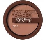 Gabriella Salvete Bronzer Powder SPF15 pudr 01 8 g