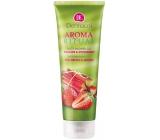 Dermacol Aroma Ritual Rebarbora a Jahody svěží sprchový gel 250 ml