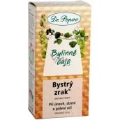 Dr. Popov Bystrý zrak bylinný čaj s obsahem světlíku lékařského 50 g