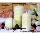 Lima Sirius Vanilka vonná svíčka válec 70 x 150 mm 1 kus