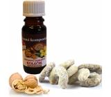 Slow-Natur Ořechovo vanilkový koláček Vonný olej 10 ml