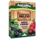 AgroBio Trumf Borůvky a brusinky přírodní granulované organominerální hnojivo 1 kg