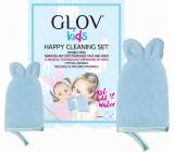 Artdeco Glov Kids Happy Cleaning Set čistících rukavic pro matku a dítě 2 kusy