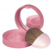 Bourjois Little Round Pot Blush tvářenka 048 Cendre de rose brune - Matný čerstvý růžový odstín 2,5 g