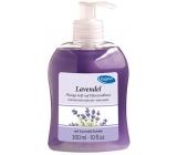 Kappus Levandule přírodní tekuté mýdlo z rostlinných olejů a bez živočišných látek 300 ml