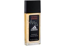 Adidas Active Bodies parfémovaný deododant sklo pro muže 75 ml
