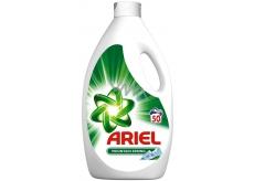 Ariel Mountain Spring tekutý prací gel pro čisté a voňavé prádlo bez skvrn 50 dávek 2,75 l