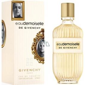 Givenchy Eaudemoiselle toaletní voda pro ženy 50 ml