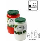 Bolsius Angela olejová kompozitní svíčka doba hoření 2,5 dne 1 kus