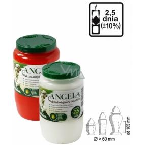 Bolsius Angela olejová kompozitní svíčka doba hoření 60 hodin 1 kus