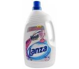 Lanza Vanish White gel tekutý prací prostředek na bílé prádlo k odstranění skvrn 45 dávek 2,97 l