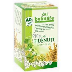 Mediate Bylinář Váňa Při hubnutí čaj 40 x 1,6 g