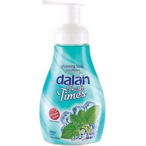 Dalan Fresh Times Mint pěnivé tekuté mýdlo dávkovač 300 ml