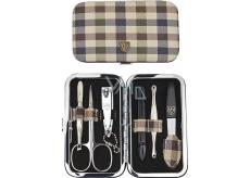 Kellermann 3 Swords Luxusní manikúra 6 dílná Fashion Materials v aktuálním módním materiálu 7858 FN