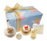 Bomb Cosmetics Nebeská vůně - Heaven Scent balistik 2x160 g + kulička 30 g + špalíček 50 g + mýdlo 100 g, kosmetická sada