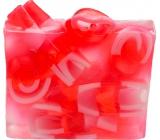 Bomb Cosmetics Cukrová hůlka Přírodní glycerínové mýdlo 100 g