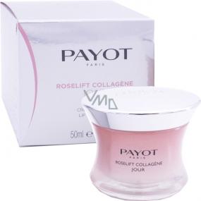 Payot Roselift Collagene Jour liftingový denní krém pomáhá zpomalovat účinky povolování pleti 50 ml