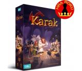 Albi Karak společenská desková hra pro 2-5 hráčů, doporučený věk 7+