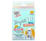Dirty Works Bright Eyes maska pod oči 3 x 4 ml