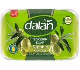 Dalan Organic Olive Oil glycerinové mýdlo 100 g