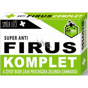Nekupto Sladká první pomoc Mentolové dražé Firus komplet 15 g