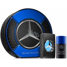 Mercedes-Benz Man toaletní voda pro muže 50 ml + deostick 75 ml, dárková sada