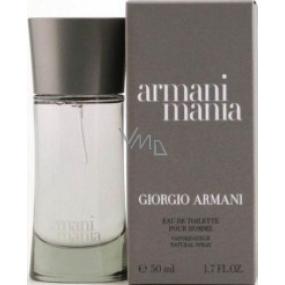Giorgio Armani Mania for Men toaletní voda 50 ml