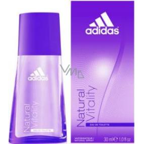 Adidas Natural Vitality toaletní voda pro ženy 30 ml