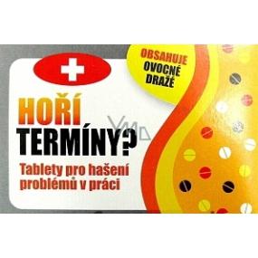 Nekupto Sladká první pomoc Hoří termíny? ovocné dražé 12 g