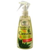 Bione Cosmetics Bio Cannabis regenerace a výživa bezoplachový kondicionér 260 ml