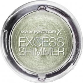 Max Factor Excess Shimmer Eyeshadow gelové oční stíny 10 Pearl 7 g