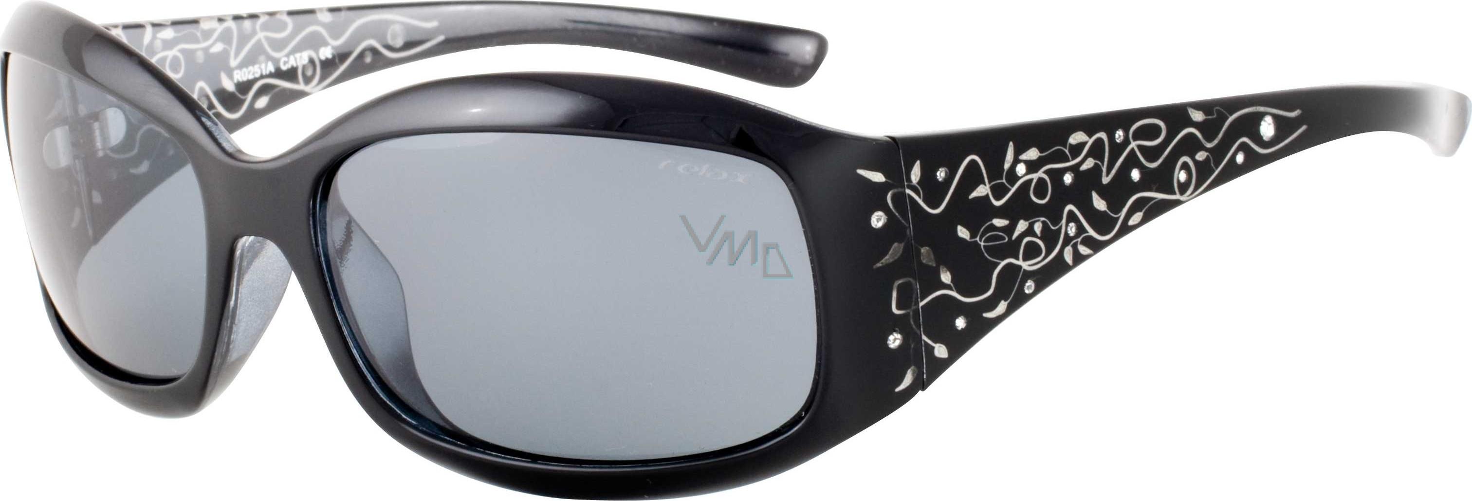 2b02eed13 Relax Sluneční brýle R0251A - VMD drogerie