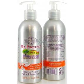 Ma Provence Bio Květ pomeranče Pravý přírodní sprchový gel 250 ml
