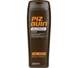 Piz Buin Allergy Sensitive SPF30 mléko na opalování 200 ml