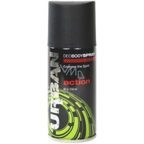 Urban Action deodorant sprej pro muže 150 ml