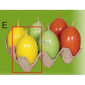 Lima Vajíčko s vůní svíčka žlutá 40 x 60 mm 1 kus