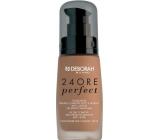Deborah Milano 24Ore Perfect Foundation SPF10 make-up 04 Apricot 30 ml