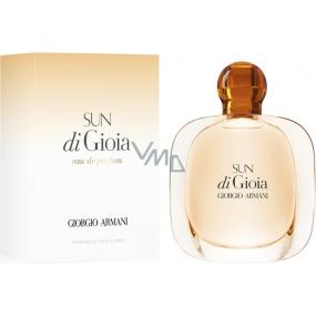 Giorgio Armani Sun di Gioia parfémovaná voda pro ženy 50 ml