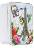 Le Blanc Růže Paris přírodní mýdlo tuhé v krabičce 100 g