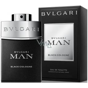 Bvlgari Man Black Cologne toaletní voda 30 ml