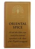 English Soap Orientální koření Přírodní parfémované mýdlo s bambuckým máslem 200g