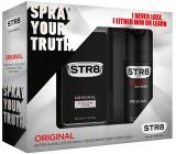 Str8 Original voda po holení pro muže 100 ml + deodorant sprej 150 ml, kosmetická sada