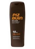 Piz Buin In Sun SPF10 hydratační voděodolné mléko na opalování 200 ml